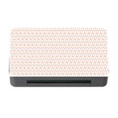 Rose Gold Line Memory Card Reader with CF