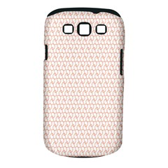 Rose Gold Line Samsung Galaxy S III Classic Hardshell Case (PC+Silicone)