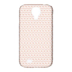 Rose Gold Line Samsung Galaxy S4 Classic Hardshell Case (PC+Silicone)