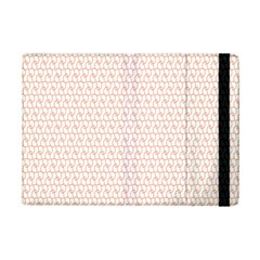 Rose Gold Line iPad Mini 2 Flip Cases