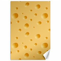 Seamless Cheese Pattern Canvas 20  x 30