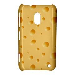 Seamless Cheese Pattern Nokia Lumia 620