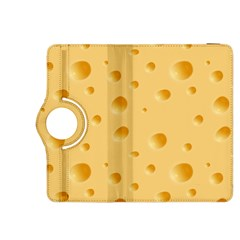 Seamless Cheese Pattern Kindle Fire HDX 8.9  Flip 360 Case
