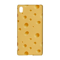 Seamless Cheese Pattern Sony Xperia Z3+