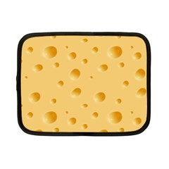 Seamless Cheese Pattern Netbook Case (small)