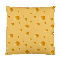 Seamless Cheese Pattern Standard Cushion Case (Two Sides)