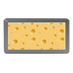 Seamless Cheese Pattern Memory Card Reader (Mini)