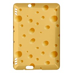 Seamless Cheese Pattern Kindle Fire HDX Hardshell Case