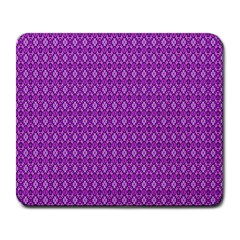 Surface Purple Patterns Lines Circle Large Mousepads