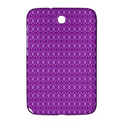 Surface Purple Patterns Lines Circle Samsung Galaxy Note 8.0 N5100 Hardshell Case