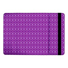 Surface Purple Patterns Lines Circle Samsung Galaxy Tab Pro 10.1  Flip Case