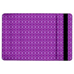 Surface Purple Patterns Lines Circle iPad Air 2 Flip