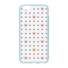 Heart Love Valentine Purple Pink Apple Seamless iPhone 6/6S Case (Color)