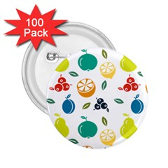 Fruit Lime 2.25  Buttons (100 pack)
