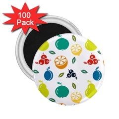 Fruit Lime 2.25  Magnets (100 pack)