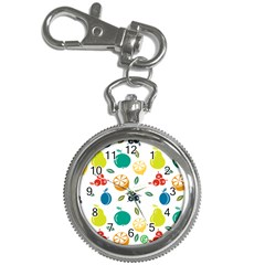 Fruit Lime Key Chain Watches