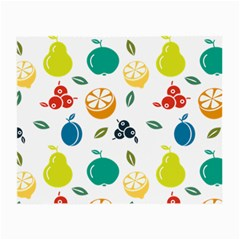 Fruit Lime Small Glasses Cloth