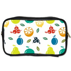 Fruit Lime Toiletries Bags