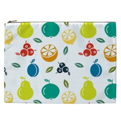 Fruit Lime Cosmetic Bag (XXL)