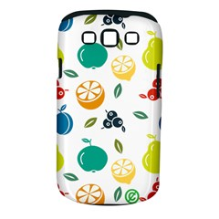 Fruit Lime Samsung Galaxy S III Classic Hardshell Case (PC+Silicone)