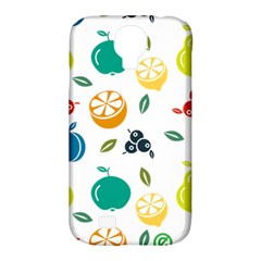 Fruit Lime Samsung Galaxy S4 Classic Hardshell Case (PC+Silicone)