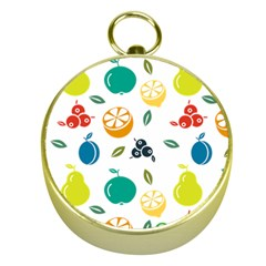 Fruit Lime Gold Compasses