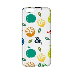 Fruit Lime Apple iPhone 6/6S Hardshell Case