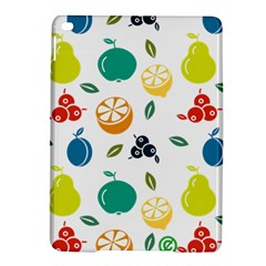 Fruit Lime iPad Air 2 Hardshell Cases