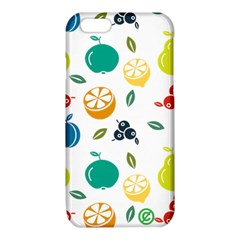 Fruit Lime iPhone 6/6S TPU Case