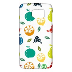 Fruit Lime Galaxy S6