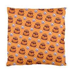 Helloween Moon Mad King Thorn Pattern Standard Cushion Case (Two Sides)