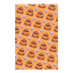 Helloween Moon Mad King Thorn Pattern Shower Curtain 48  x 72  (Small)
