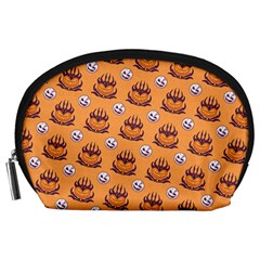 Helloween Moon Mad King Thorn Pattern Accessory Pouches (Large)