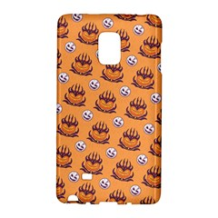 Helloween Moon Mad King Thorn Pattern Galaxy Note Edge