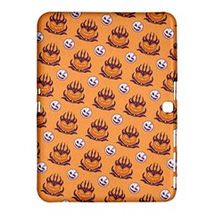 Helloween Moon Mad King Thorn Pattern Samsung Galaxy Tab 4 (10.1 ) Hardshell Case