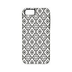 Triangel Plaid Apple iPhone 5 Classic Hardshell Case (PC+Silicone)