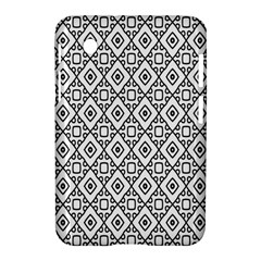 Triangel Plaid Samsung Galaxy Tab 2 (7 ) P3100 Hardshell Case