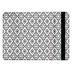 Triangel Plaid Samsung Galaxy Tab Pro 12.2  Flip Case