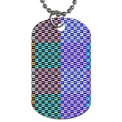 Alphabet Number Dog Tag (One Side)