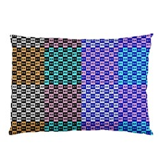 Alphabet Number Pillow Case (Two Sides)