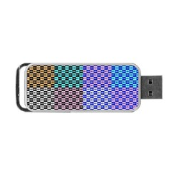 Alphabet Number Portable USB Flash (One Side)