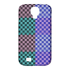 Alphabet Number Samsung Galaxy S4 Classic Hardshell Case (PC+Silicone)