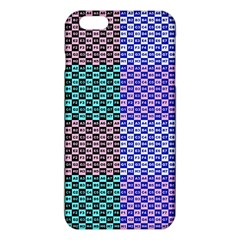 Alphabet Number iPhone 6 Plus/6S Plus TPU Case