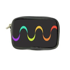 Artwork Simple Minimalism Colorful Coin Purse