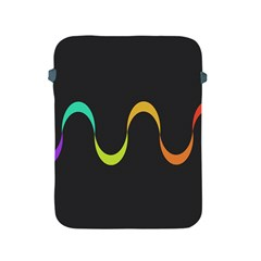 Artwork Simple Minimalism Colorful Apple iPad 2/3/4 Protective Soft Cases