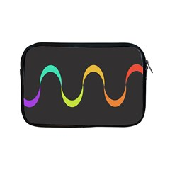 Artwork Simple Minimalism Colorful Apple iPad Mini Zipper Cases