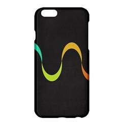Artwork Simple Minimalism Colorful Apple iPhone 6 Plus/6S Plus Hardshell Case