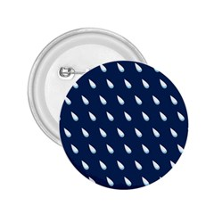 Another Rain Day Water Blue 2.25  Buttons