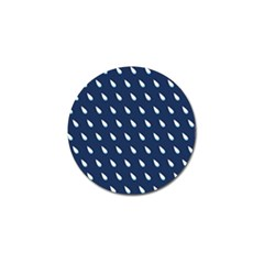 Another Rain Day Water Blue Golf Ball Marker (10 pack)