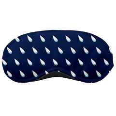 Another Rain Day Water Blue Sleeping Masks
